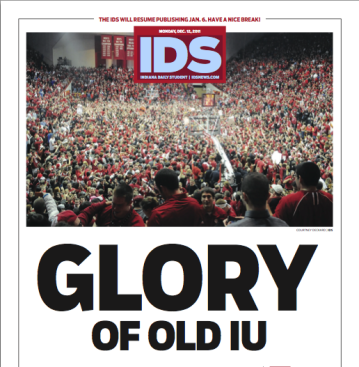 IDS Front Page